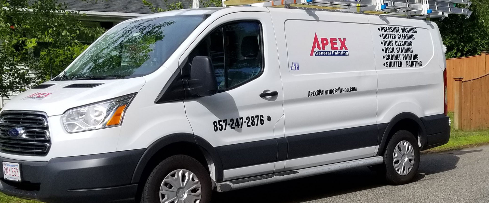 Apex General Painting Inc Commercial Residential Painter